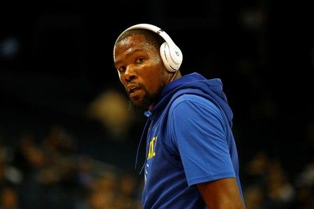 Kevin Durant throws shade at Warriors after announcing free-agency decision