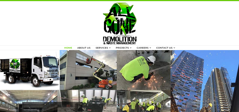 Commercial Demolition Contractors Melbourne