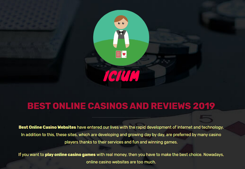Internet casino Evaluation – Why I Like To Play On Bet365 Casino?