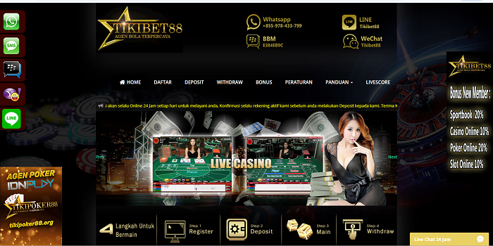 Various Types regarding Online games the Official On-line Gambling Site